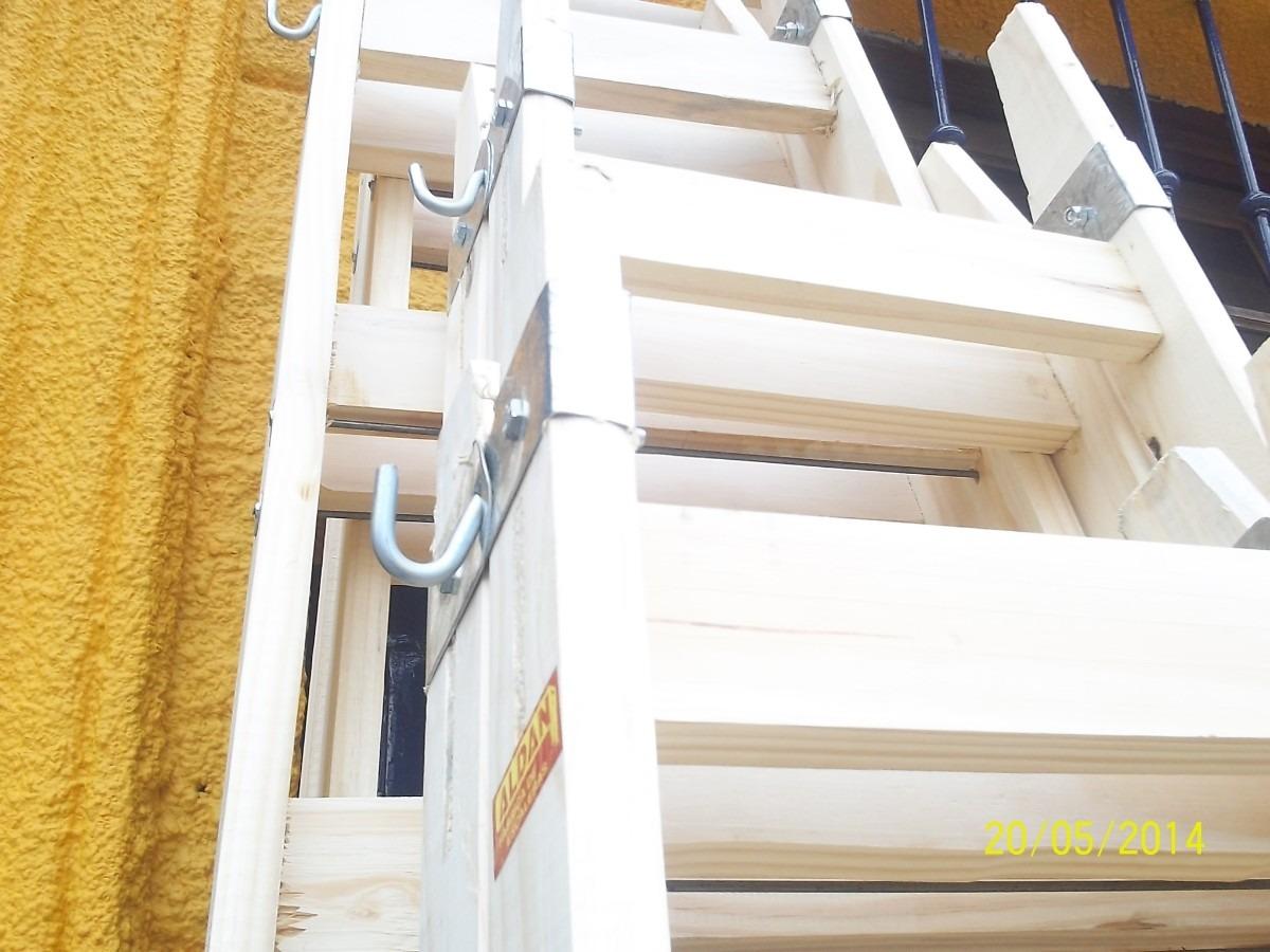 escalera de madera de pintor 4 escalones oferta altura 1