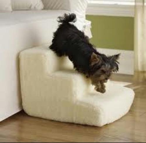 escalera de perro