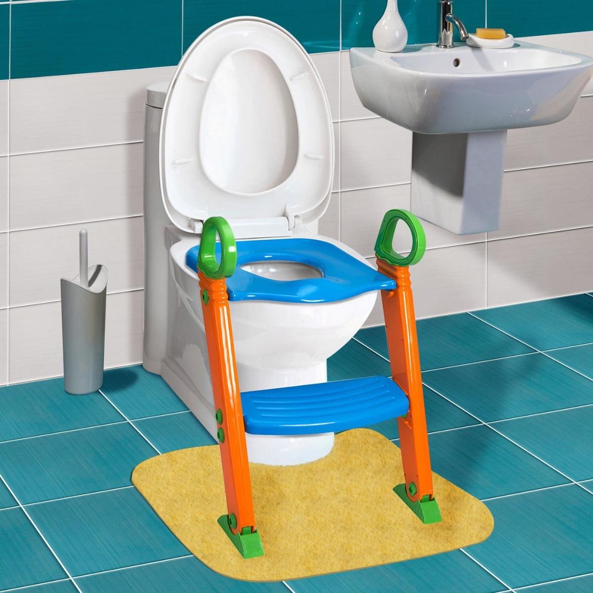 5d9803ef666e Escalera De Taburete Para Silla De Baño Para Niños Pequeños