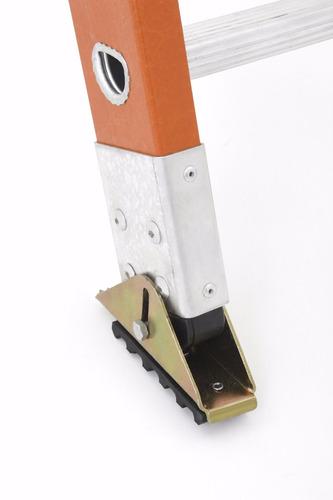 escalera extension fibra 24 pasos / 7.4 mts 114 kg