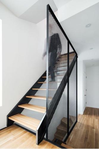 escalera hierro metal madera | d i s e ñ o | - simplestuff