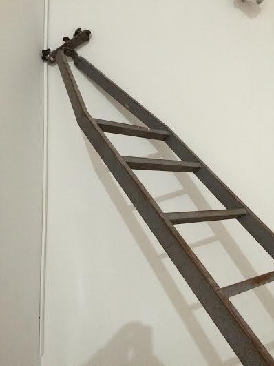 escalera metalica escalones reforzados x x