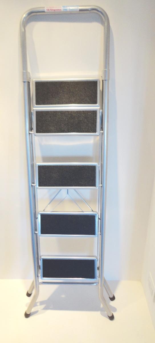 escalera metalica plegable escalones precio medios de pago