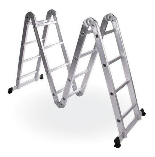 escalera multifuncion alum art plegab 16 esc 18 cuotas s/int