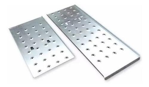 escalera multiproposito 12 pasos en aluminio con laminas