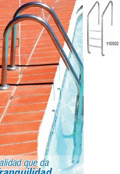 Escalera para alberca de 3 pelda os smx357635 4 for Banqueta escalera 3 peldanos