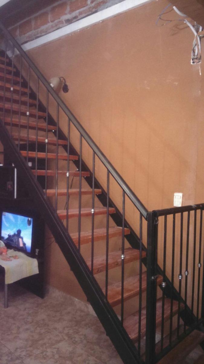 Escalera Para Interior Con Baranda Facturamos 18 700 00 En  ~ Barandas De Hierro Para Escaleras Interiores