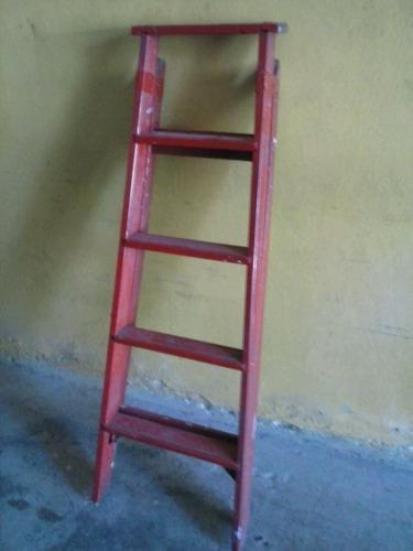 escalera plegable dos hojas 4 escalones