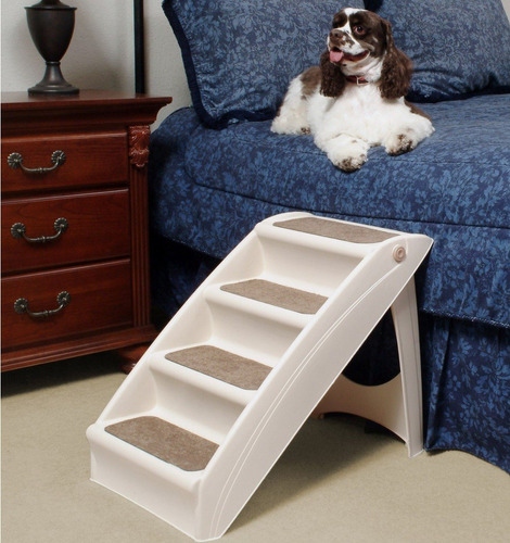escalera plegable perro solvit pupstep mediana