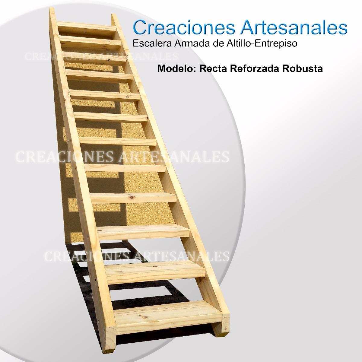 Como hacer unas escaleras de madera finest pasos with for Escalera de madera 5 pasos