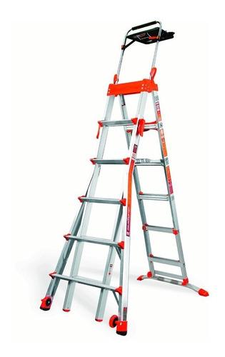 escalera select step 10' alum little giant 15109-001 + envío