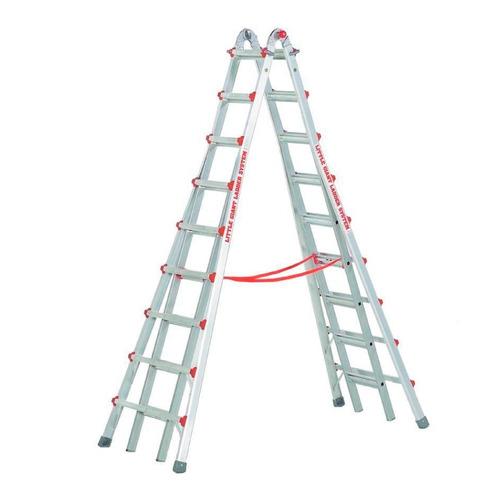 escalera telescópica skyscraper 17 little giant 10110 +envio