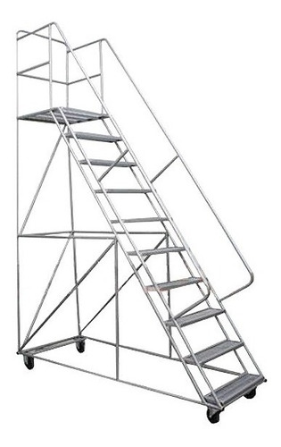 escalera tipo avión 3 mts. a la plataforma envio gratis stgo