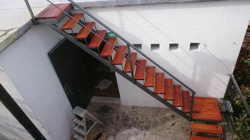 escaleras a medida rectas y caracol