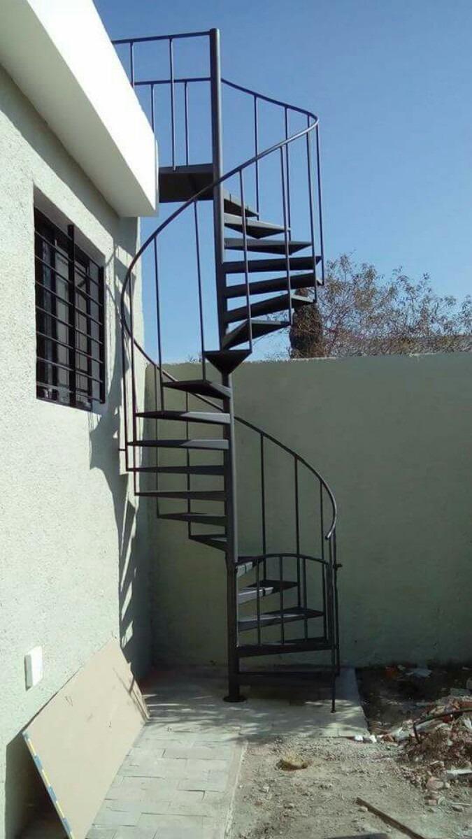 Escaleras caracol a medida excelente calidad for Escalera caracol medidas