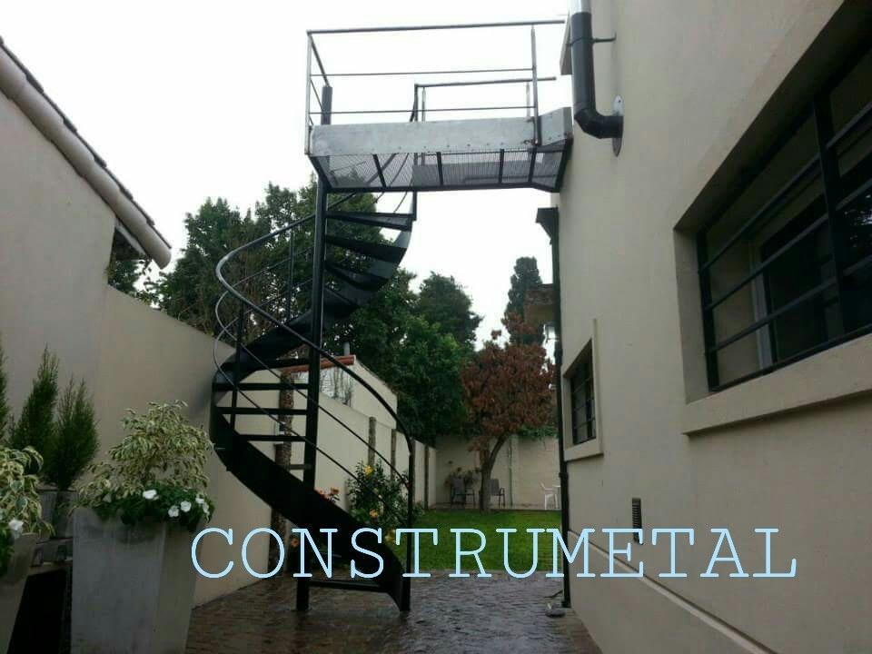 escaleras caracol escaleras de exterior escalera metalica