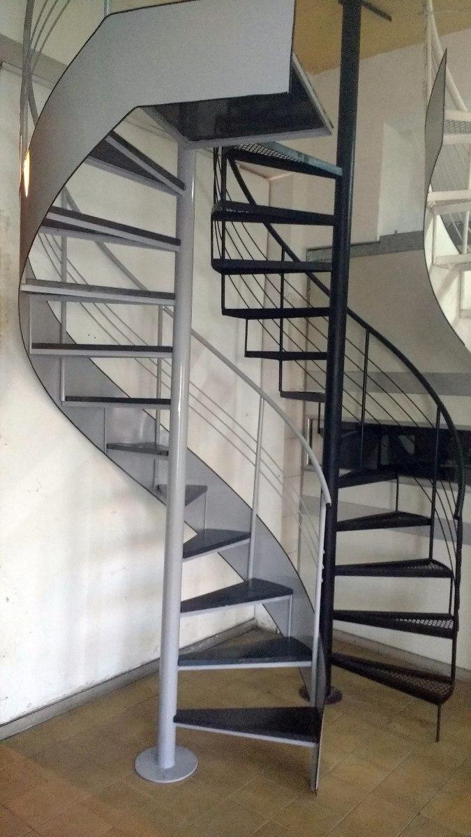 Escaleras de caracol barcelona affordable escalera de caracol estructura de metal con peldaos - Escaleras de caracol economicas ...