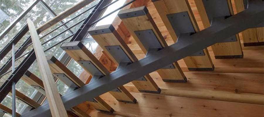 escaleras de hierro with escaleras exterior