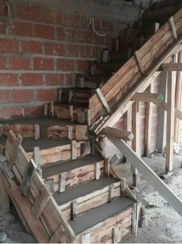 escaleras de hormigón