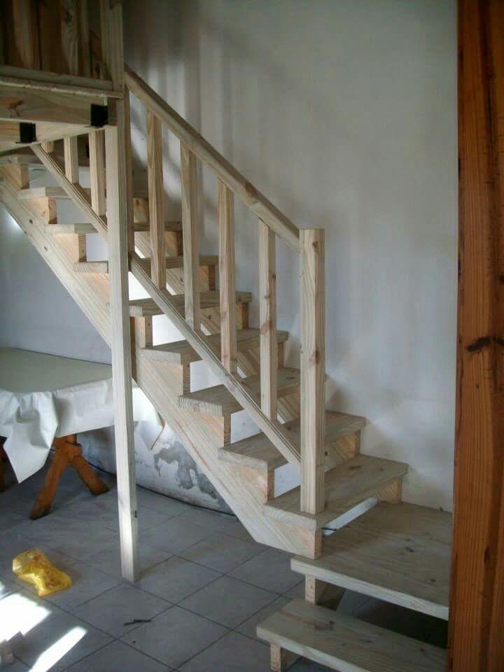 Precio escalera de madera escalera de madera extensible manual with precio escalera de madera - Precio escaleras interiores ...