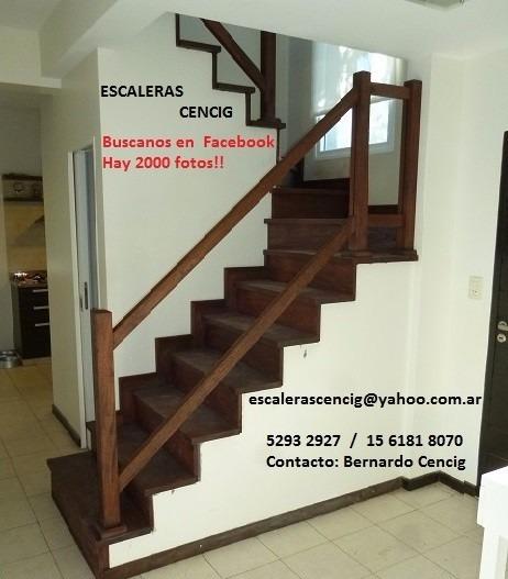 Escaleras de madera escaleras interiores revestimientos for Ver escaleras de interior