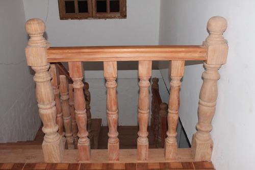 escaleras de madera - somos fabricantes
