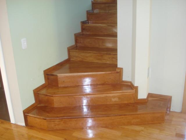 Escaleras de madera varias especies venta y colocacion 120 00 en mercado libre - Escaleras de madera ...