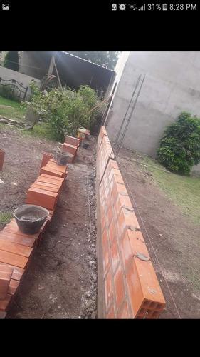 escaleras hormigon / albañilería gral.