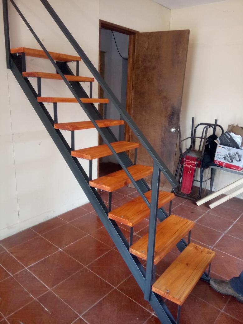 Escaleras De Interior Trendy Escalera Recta En L De