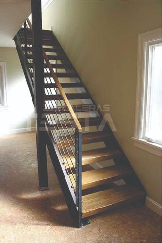 escaleras interior/exterior premoldeadas de hormigón