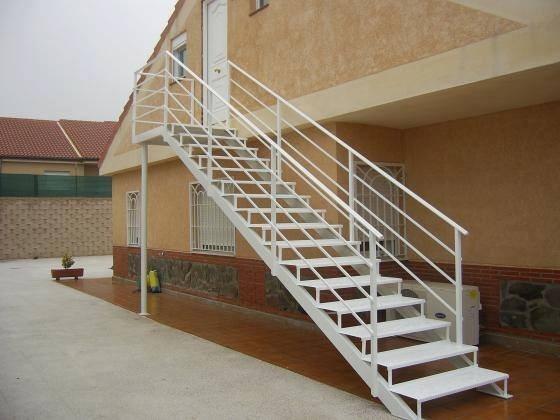 escaleras para exterior primera calidad en diseo