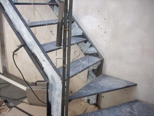 escaleras para interior.