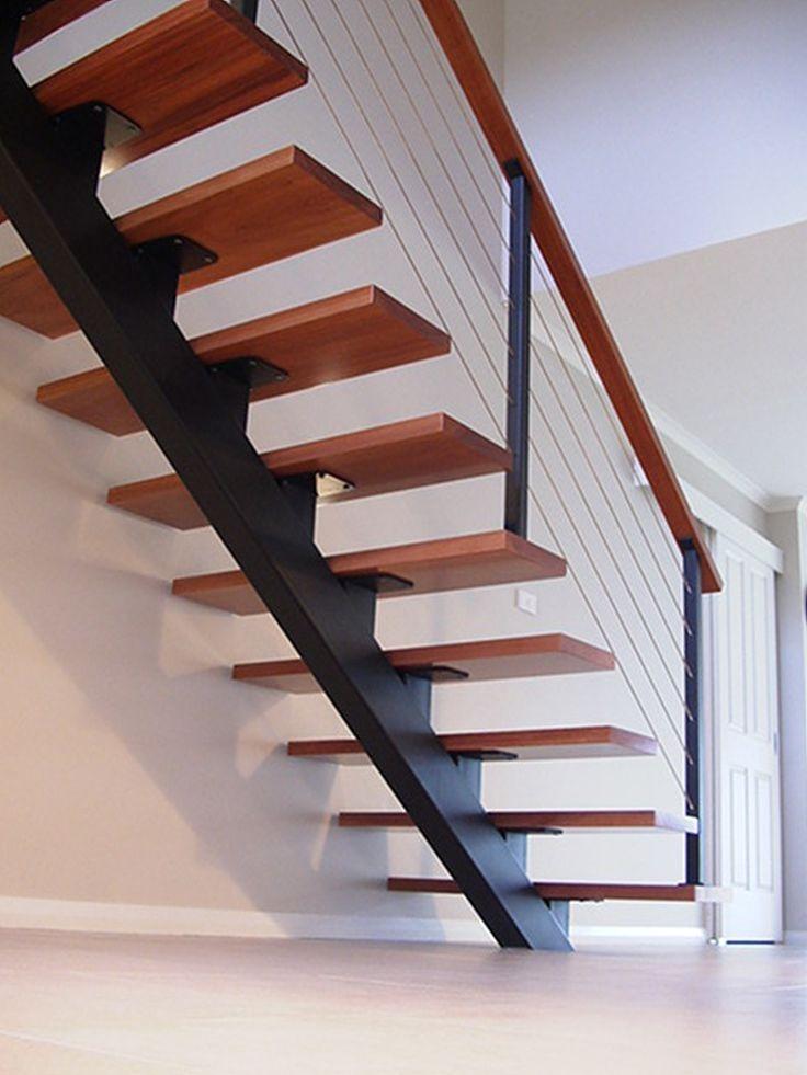 Escaleras Para Interior (trabajos A Medida) - $ 1.200,00 en Mercado ...