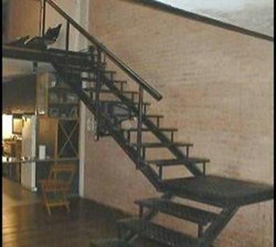 Escaleras Para Interior Y Exterior Diseños Metalicos - $ 55,00 en ...