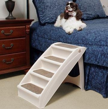 escaleras para mascotas pupstep solvit