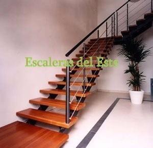 escaleras rectas y caracol  del este- (garantía total)