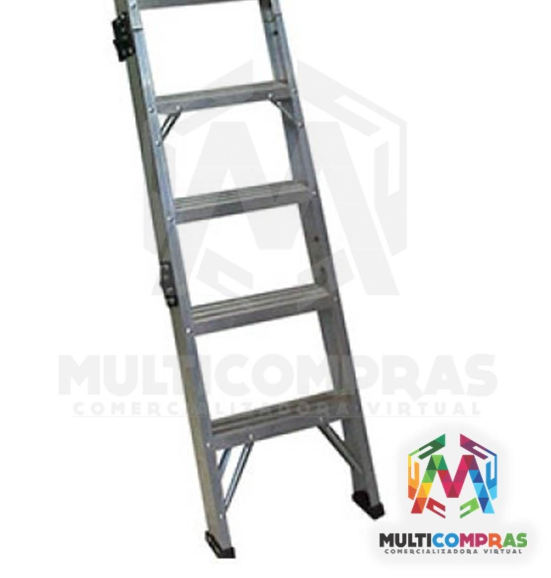 Escaleras superior techo cielo madera guardada altillo metal en mercado libre - Escalera plegable altillo ...