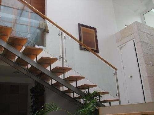 Escaleras y barandales de cristal templado en - Escaleras de cristal templado ...