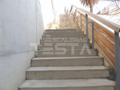 escaleras y escalones de hormigón premoldeado