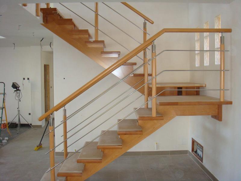 Barandas De Madera Para Escaleras Fabricacin De Y Barandas De