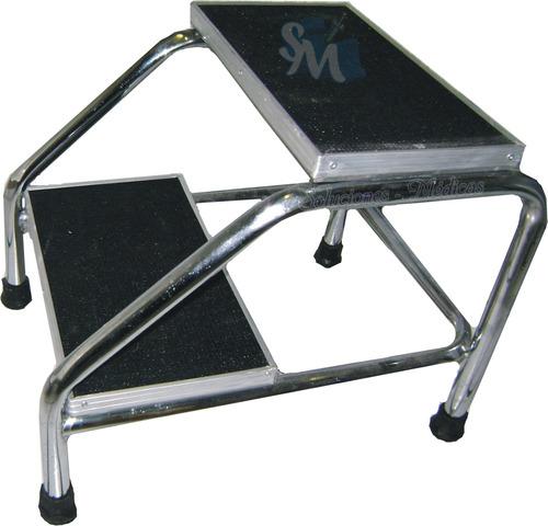 escalerilla de dos peldaños directo de fabrica envio gratis