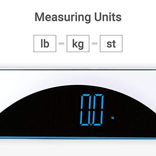 escali bath lb180 lunar blue body scale