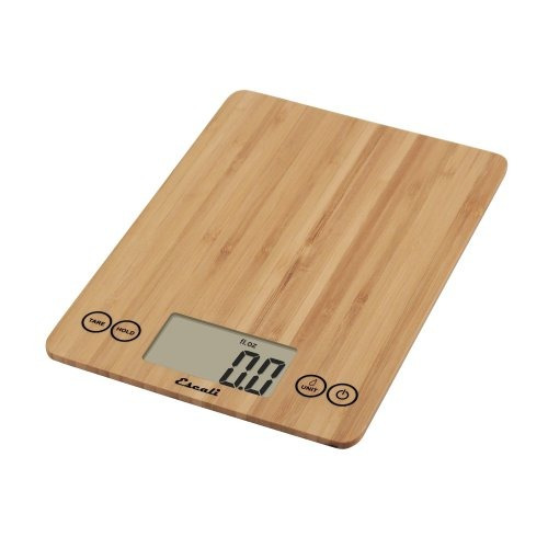 escali eco157 arti digital de cocina escala de 15 libras /