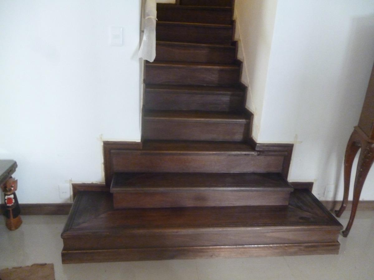Escalones en madera para revestir escaleras ya existentes 290 00 en mercado libre - Revestir pared con madera ...