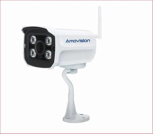escam qd300 wifi câmera ip 1.0mp 720p night vision / onvif