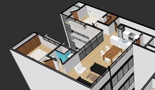 escandón. último departamento con roof garden privado
