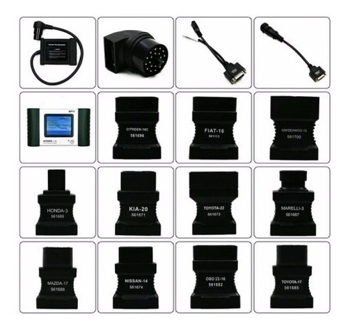 escaner autoboss v30  spx