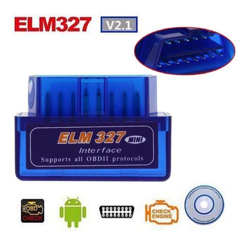 escaner automotriz bluetooth elm327 android pc ios v2.1