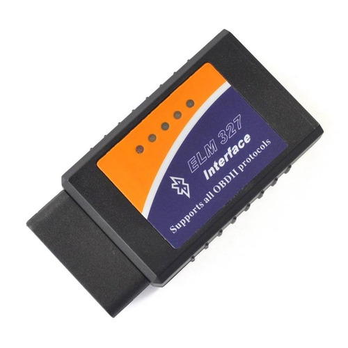 escaner automotriz elm327 bluetooth obd2 scanner v2.1