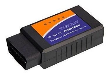 escaner automotriz elm327 bluetooth obd2 scanner v2.1 obd ii